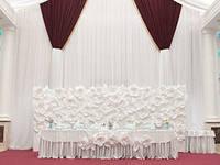 Оформление залов свадебными декорациями